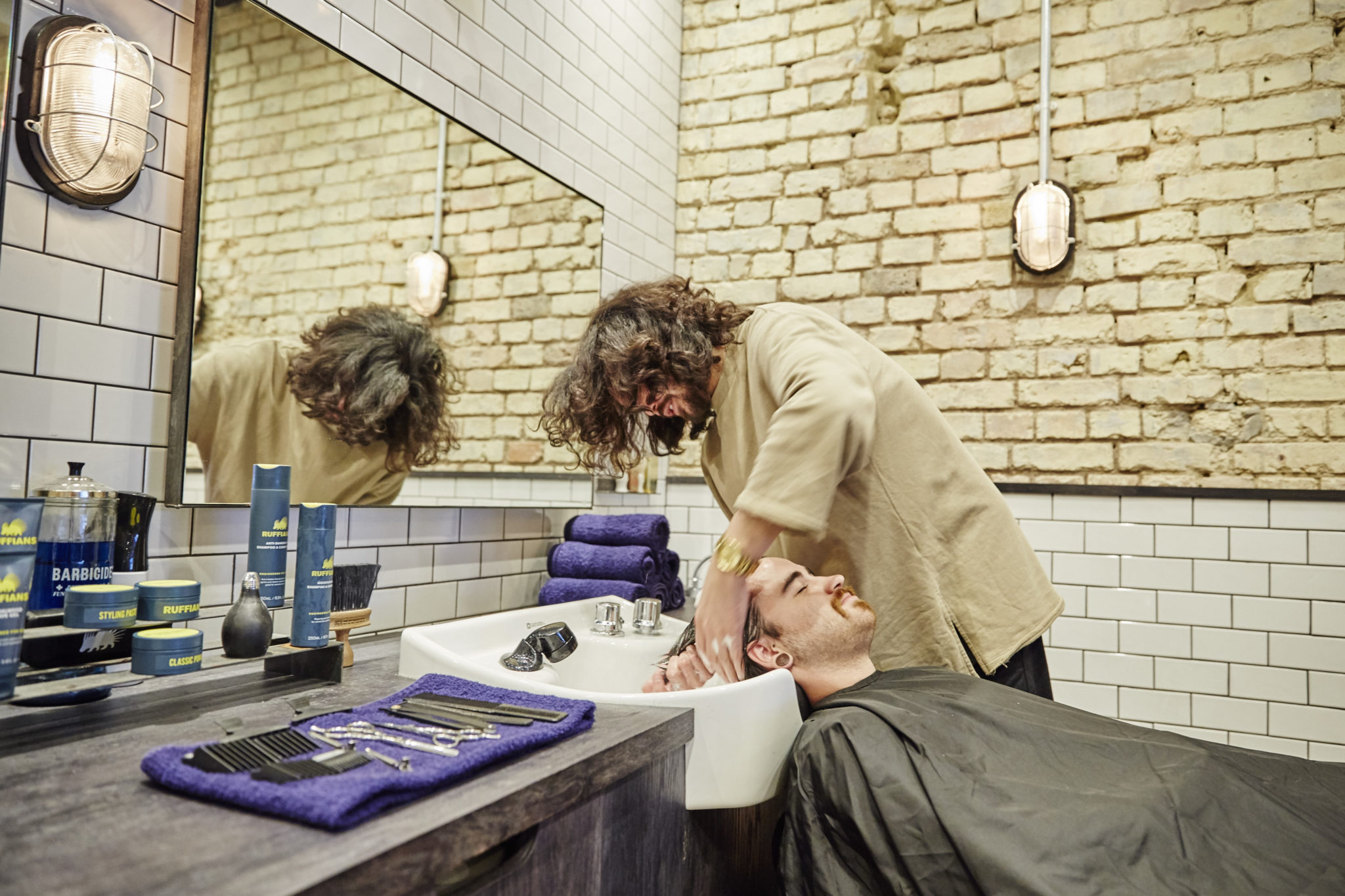 take care of your hair this summer // Ruffians Notebook